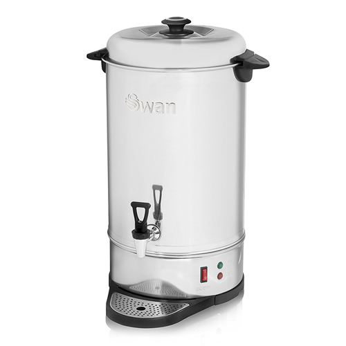 20 Litre (80 cup) Commercial Stainless Steel Catering Urn Hire