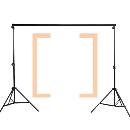 3x3m Portable Background Support System