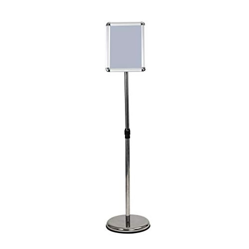 A4 Height Adjustable Stand Sign Holder Hire