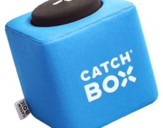 Catchbox Pro Throwable Microphone