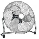 "18"" Chrome 3 Speed Free Standing Fan Hire"