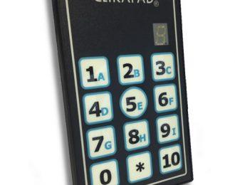 Clickapad Voting Handset System