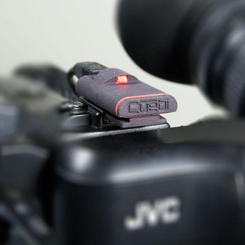 Cuebi Wireless Camera Tally Light System Hire