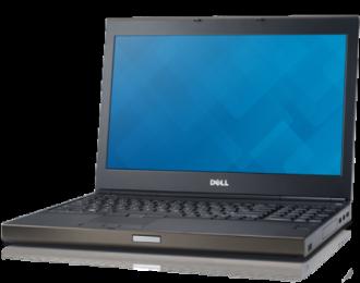 Dell M4800 i7 Windows Show Laptop