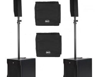 RCF EVOX 8 Active 2 Speaker PA Hire