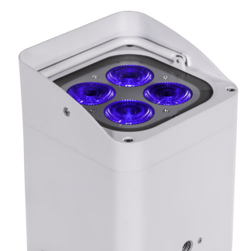 LED Wireless Uplighters Hire
