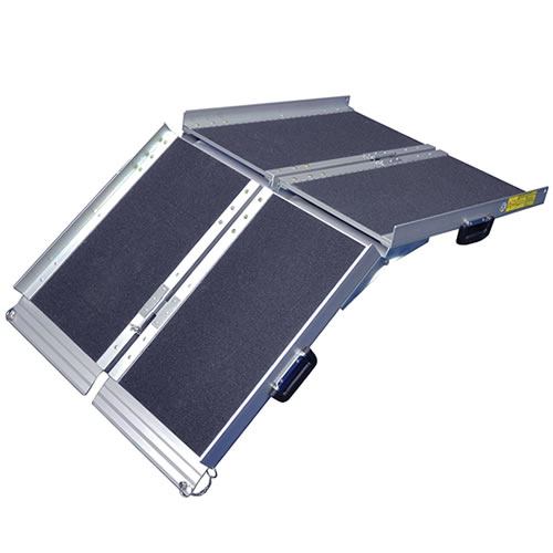 Multi-Fold Disabled Ramp Hire