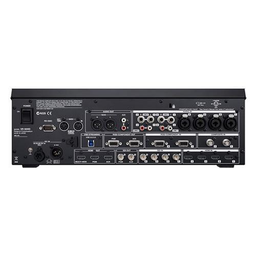 Roland VR50HD Vision Mixer Hire