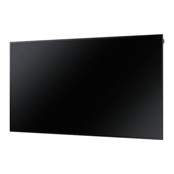 "Samsung DM82D LED 82"" Display Screen Hire"