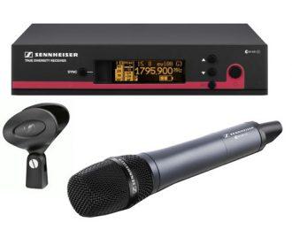 Sennheiser Wireless Handheld Microphone EM 100 G3