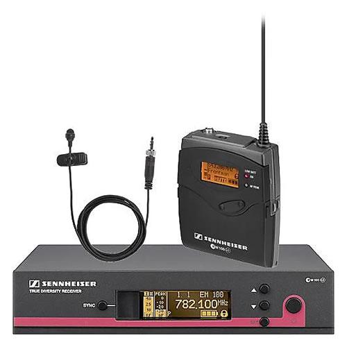 sennheiser EK 100 G3 Wireless Microphone Hire