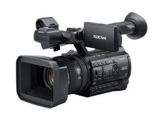 Sony Z150 4K Camera Kit