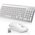 Wireless Keyboard and mouse Combo Full-size Hire
