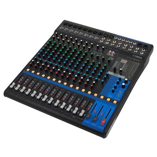 Yamaha MG16XU Analogue Mixer Hire