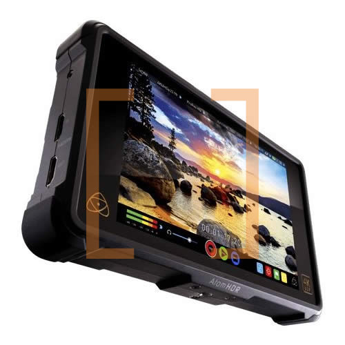 ATOMOS SHOGUN INFERNO & FULL ACCS