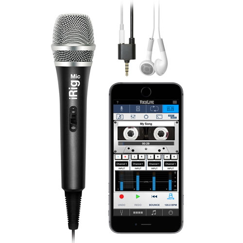 iRig Apple iPhone / iPad Microphone